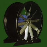Exhaust Fan Axial