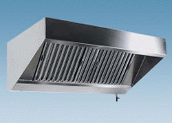 Kitchen Hood Aluminium