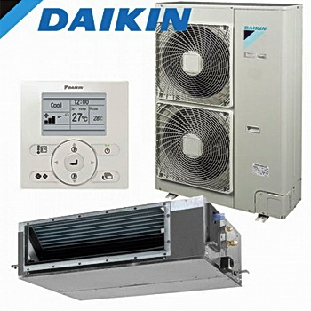 AC Split Duct Daikin – Inverter