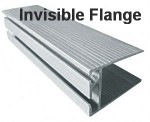 invisible flange pu ducting